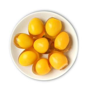 鸡蛋变蛋 溏心皮蛋 黄金松花蛋 10枚
