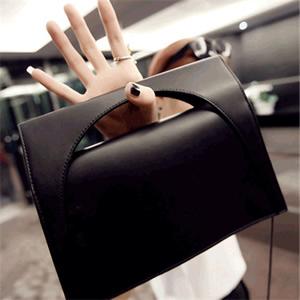 欧美气质木马女包 手提箱包