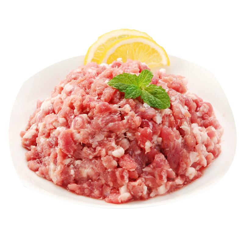 双汇 猪肉馅(70%瘦肉) 300g/袋 (2件起售) 包饺子调理鲜嫩肉馅